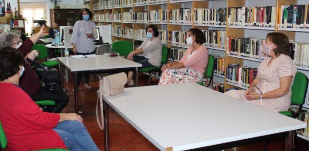 El Club de Lectura 'El Lugar de la Mancha' de Villanueva de los Infantes reanuda sus sesiones
