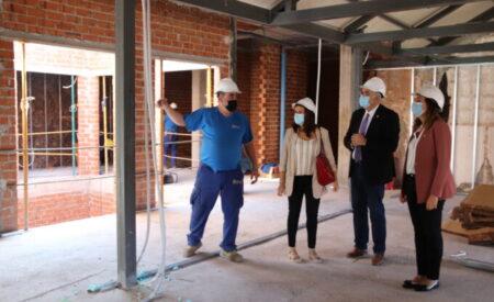 Comienzan las obras de la 'Casa Josito' de Manzanares, que albergará los Servicios Sociales