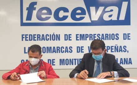Feceval firma un convenio de colaboración de prestación de servicios jurídicos con la empresa De La Torre Asociados