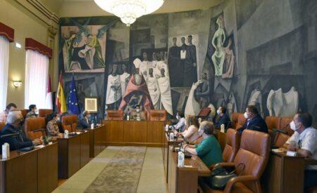 La Diputación financia con 192.000 euros la actividad y gastos de gestión de los Grupos de Acción Local de la provincia