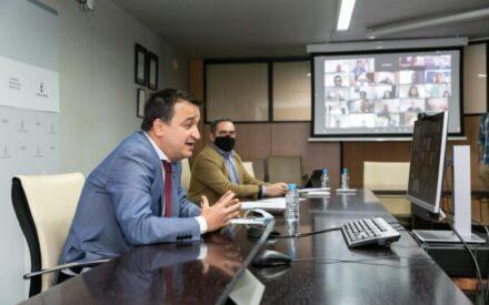 Presentación del proyecto de cooperación interterritorial 'Ecoturismo en la Red Natura 2000 en Castilla-La Mancha