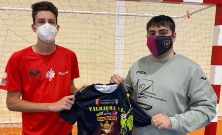 Álvaro Soler ya es jugador del Quijote Futsal